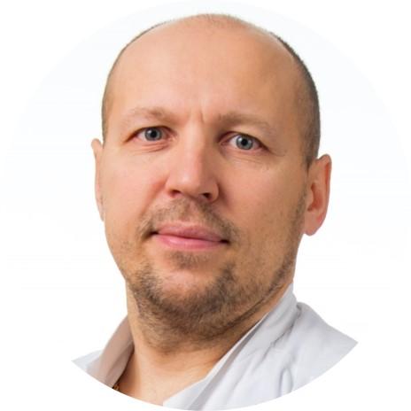 Kasvokuva Jevgeni Aniskovista